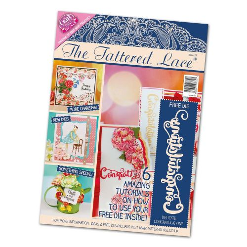 Tattered Lace Magazine - Issue 23